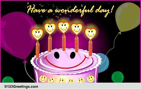 happy birthday  smile ecards greeting cards