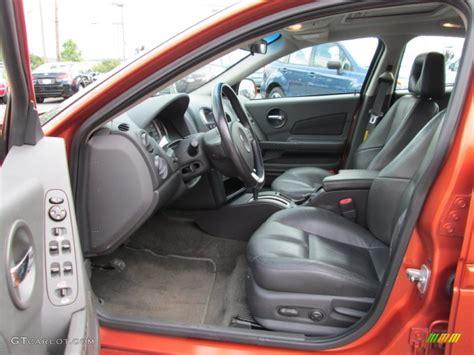 2004 Grand Prix Gt Interior by 2004 Pontiac Grand Prix Gt Sedan Interior Photos