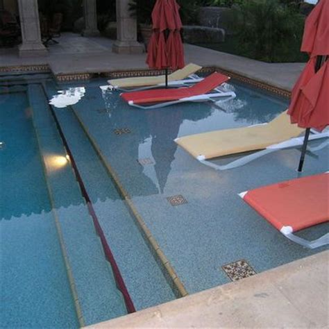 Pool Tanning Chairs Design Ideas Tanning Ledge Design Poolside Pictures Built Ins And Umbrellas
