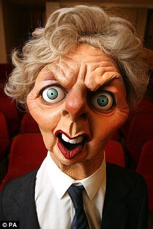 Spitting Image set to return to TV screens   Daily Mail Online