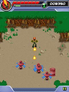 java ben 10 themes ben 10 ultimate alien ultimate defender java game for
