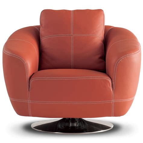 Lucy Swivel Chair Zuri Furniture Swivel Chair