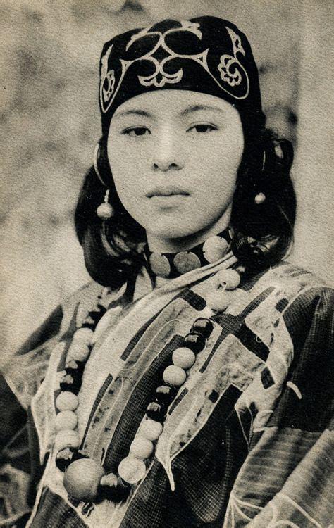 Ainu Japan ainu early 20th century hokkaido japan images