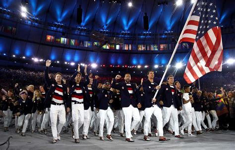 The Greatest American Opening Olympics Three Thoughts On S Opening Ceremony Si