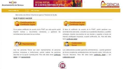 oficina virtual ayuntamiento de sevilla facua denuncia al ayuntamiento y la empresa que gestiona