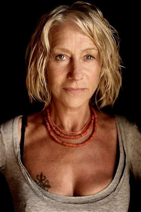 Hair Cours For 57 Years Old Woman | best 25 helen mirren ideas on pinterest helen mirren