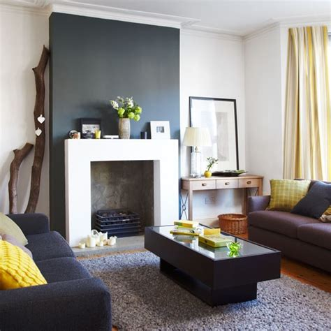 grey and yellow living room ideas modern living room in yellow and grey