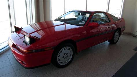 1990 Toyota Supra Value Never Sold 1990 Toyota Supra Turbo