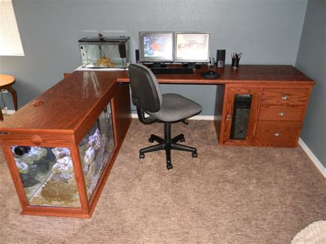 Office Desk Aquarium 22 Incredibly Ideas How To Beautify Your Home With Fish Tank World Inside Pictures