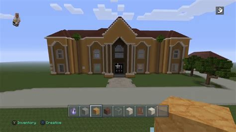 Minecraft Xbox One Edition: BUILDING CJ SO COOL'S MEGA