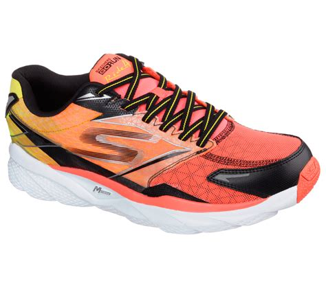 skechers go run sneakers skechers performance go run ride 4 mens trainers fitfabpro