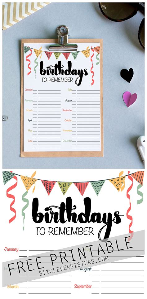 Free Clever Birthday Cards