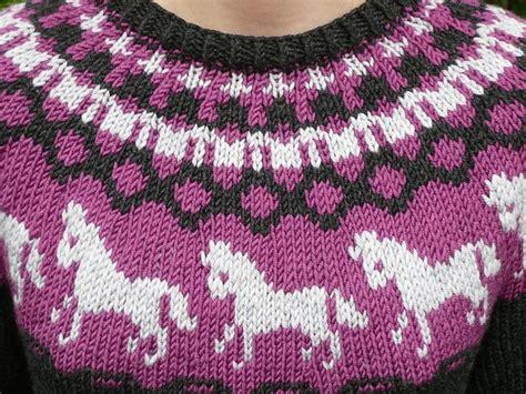 knitting pattern horse sweater pin by dagmar heyman on crochet knitting pinterest
