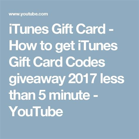 How To Get An Itunes Gift Card For Free - 25 best ideas about itunes gift cards on pinterest cash in gift cards my cash card