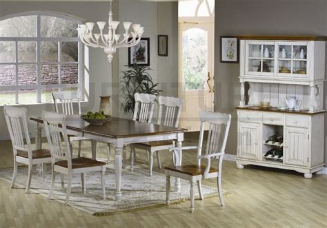 Farmhouse Dining Room Table And Chairs 7 Pc Country Farmhouse Style Dining Table And Chairs Set Design Bookmark 6963