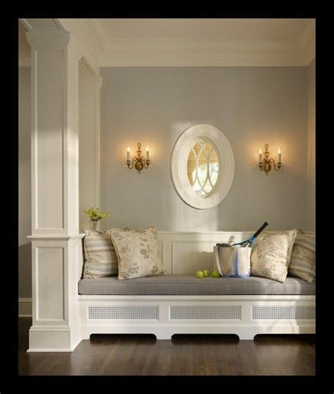 soft gray paint grey nooks and window on pinterest
