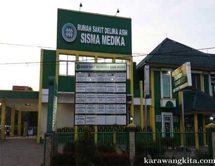 layout rumah sakit bersalin karawang kita pusat informasi di karawang