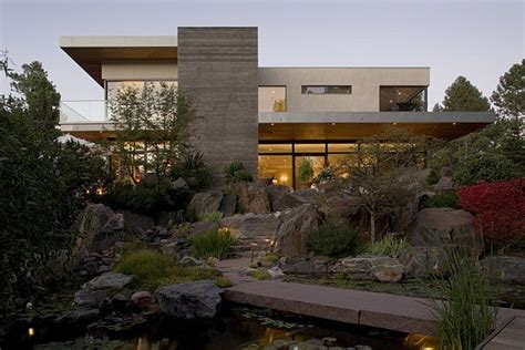the kern residence in castle pines colorado