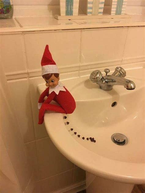 poop in bathtub 95 new and fresh elf on the shelf ideas you should steal