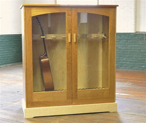 How to Make Guitar Storage Cabinet ? Home Improvement 2017