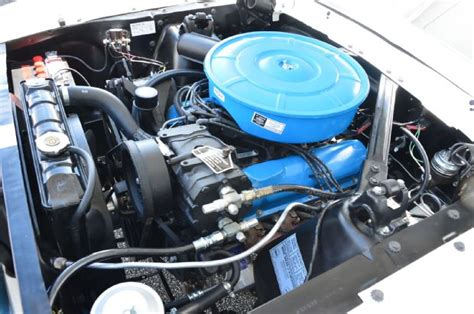 how do cars engines work 1964 ford mustang electronic throttle control pace car white 1964 6 1964 ford mustang pace car engine the mustang source