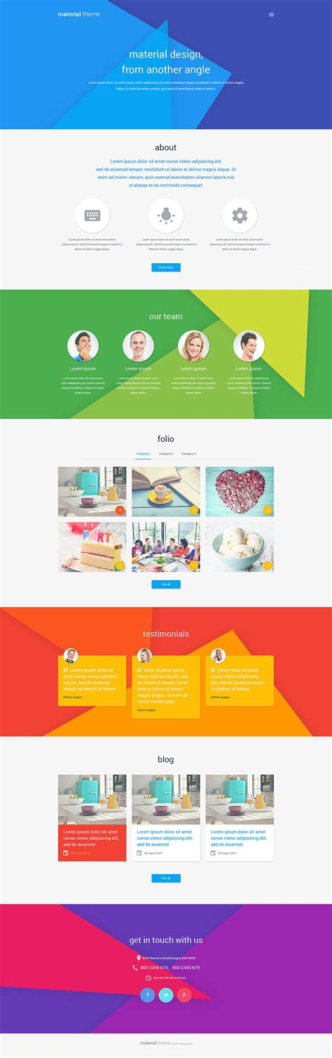 Web Design Wordpress Template Web Theme Templates