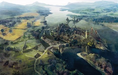 the witcher 3 wild hunt landscape wallpaper the witcher 3 wild hunt the witcher 3 wild