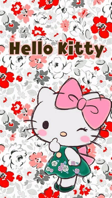 hello kitty wallpaper biru 25 best ideas about hello kitty wallpaper on pinterest