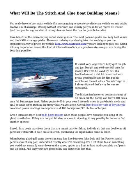 nada boat value nada boat motor values impremedia net