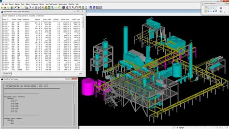 plant layout theory 3d process plant design software bentley plantwise