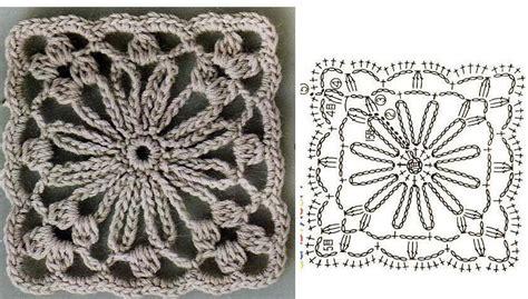 coperta uncinetto piastrelle schema uncinetto piastrella 10