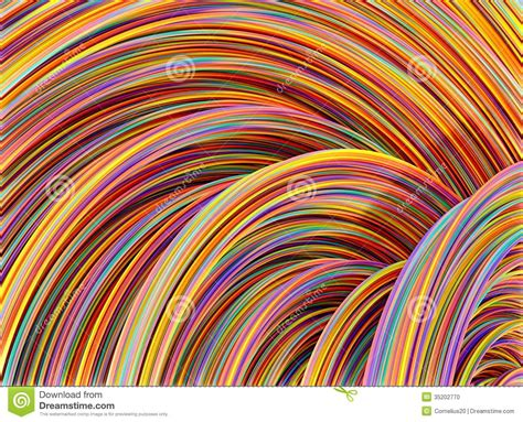 colorful pictures colourful wires stock illustration image of colorful