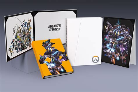 overwatch the ultimate book dark horse and blizzard entertainment reveal the art of overwatch and overwatch anthology