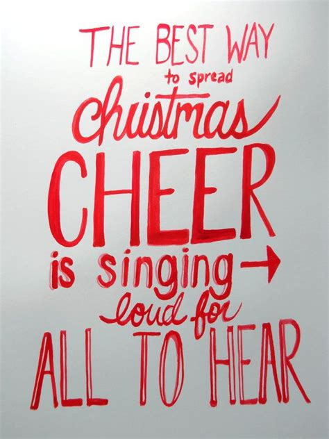 christmas cheer quotes quotesgram