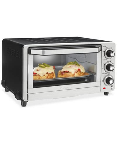 Toast R Oven Classic Countertop Ovenbroiler In White by Cuisinart Tob 40n Toaster Oven And Broiler Custom Classic