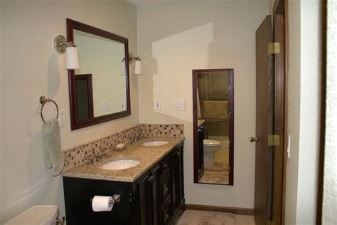 vanity backsplash ideas  bathroom   bathroom