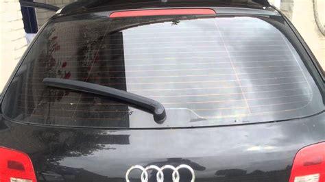 Audi Scheibenwischer by Heckscheibenwischer Audi A6 4f