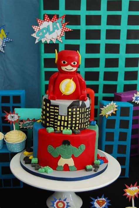 lego superhero cake lego flash superhero cake lego