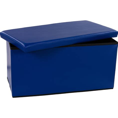 bench box storage seat stilista foldable stool seat cube storage box hocker bench