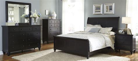 black sleigh bedroom set hamilton iii black sleigh bedroom set from liberty 441 br qsl coleman furniture