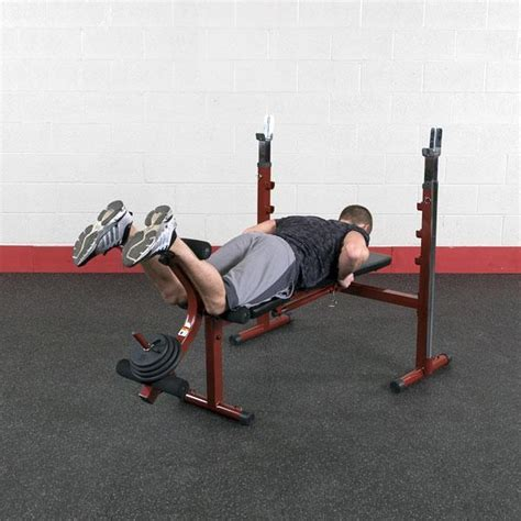best fitness weight bench best fitness bfob10 olympic weight bench