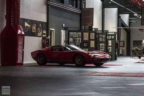 Museo Ferruccio Lamborghini by Museo Ferruccio Lamborghini New Location New Cars