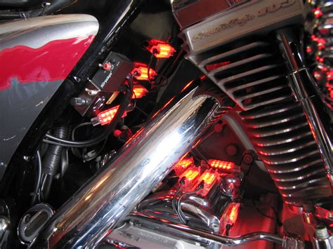 harley davidson led lights kit harley davidson motorcycle spectra glo led accent