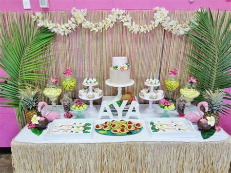 Hawaiian Wedding Decorations by Hawaiian Wedding Decorations Wedding And Bridal Inspiration