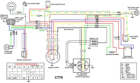 1984 honda 200es wiring diagram atc 200 wiring diagram