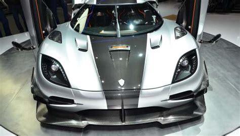 Sho Kuda Atau Sho Metal munculnya koenigsegg one 1 mobil paling cepat di dunia