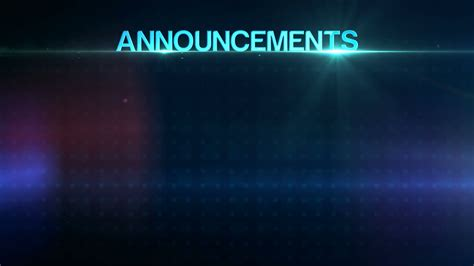 Worship Announcements Motion Background Videoblocks Religious After Effects Templates
