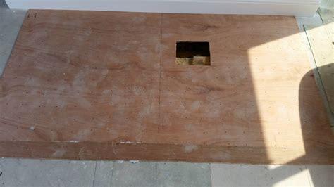 Distance Between Screws On Plywood Floor - how to tile a bouncy floor