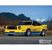 Monroe Handler 1978 Ford Mustang II  The Photo