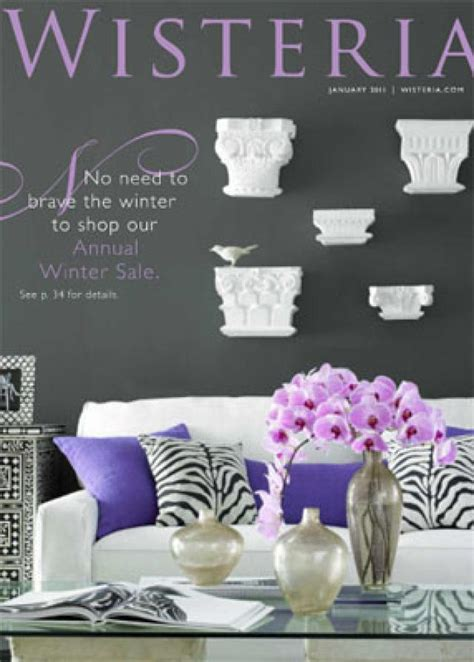 Wisteria Home Decor Catalog home decor catalogs photograph 39 free home decor catalogs